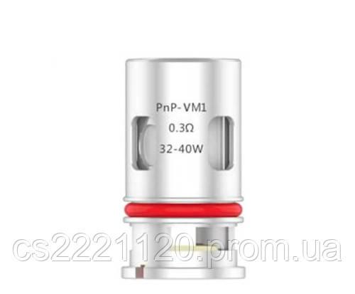 Испаритель VOOPOO PnP-VM1 Mesh Coil (0.3 ohm)