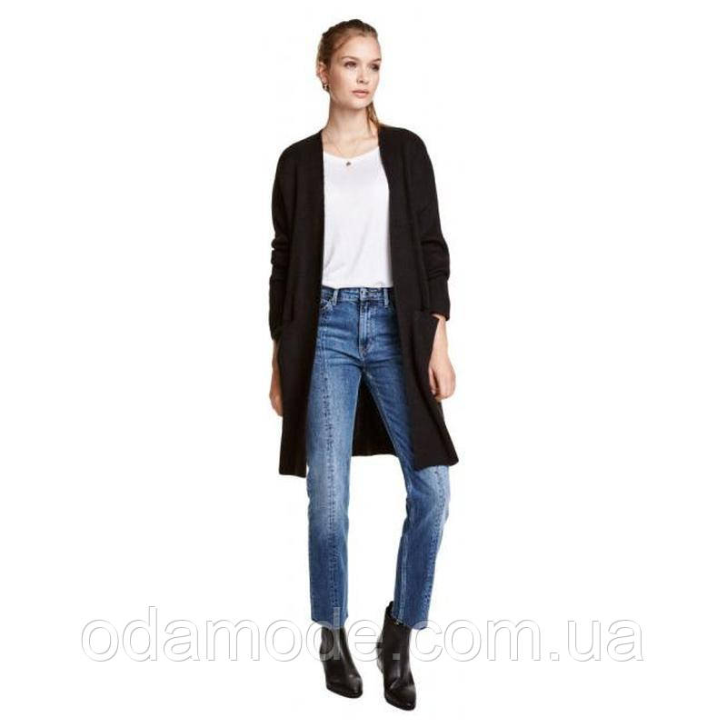 Кардиган женский H&M серый