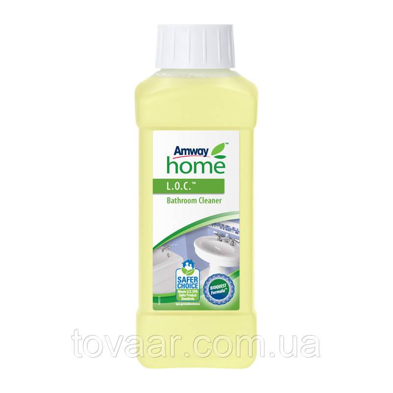 Чистячий засіб для ванної кімнати Amway HOME™ L. O. C.™