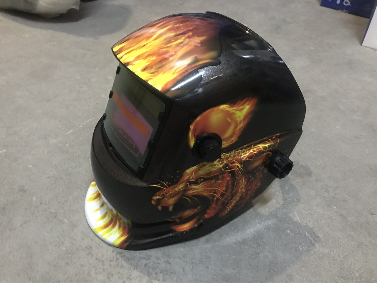 Сварочна маска хамелеон Pantera PTWM01