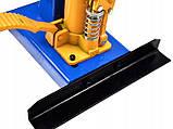 Гадравлічна стяжка пружин (Станок для зняття пружин) GEKO 1100кг, фото 3