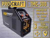 Сварочный аппарат Procraft Industrial TMC-300 (MMA/TIG/CUT)