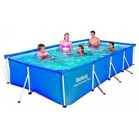 Каркасный бассейн Bestway 56405 400*211*81