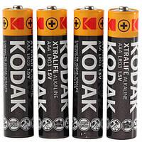 Батарейка щелочная KODAK Xtralife LR3 AAA минипальчиковая (трей)
