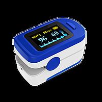 Пульсоксиметр Accurate FS20C цветной OLED дисплей, звуковое сопровождение, фото 1