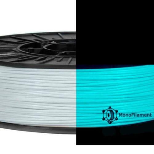 PLA пластик фосфоресцентний (MonoFilament)