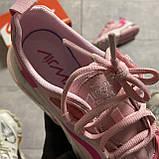 ВИДЕО ОБЗОР🔥 Кроссовки Nike Air Max 270 React Pint White Найк Аир Макс Реакт 270 🔥 Найк женские кроссовки 🔥, фото 3