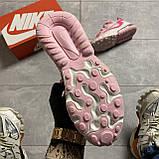 ВИДЕО ОБЗОР🔥 Кроссовки Nike Air Max 270 React Pint White Найк Аир Макс Реакт 270 🔥 Найк женские кроссовки 🔥, фото 5