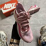 ВИДЕО ОБЗОР🔥 Кроссовки Nike Air Max 270 React Pint White Найк Аир Макс Реакт 270 🔥 Найк женские кроссовки 🔥, фото 7