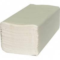 Полотенце бумажное V белое 150шт/уп