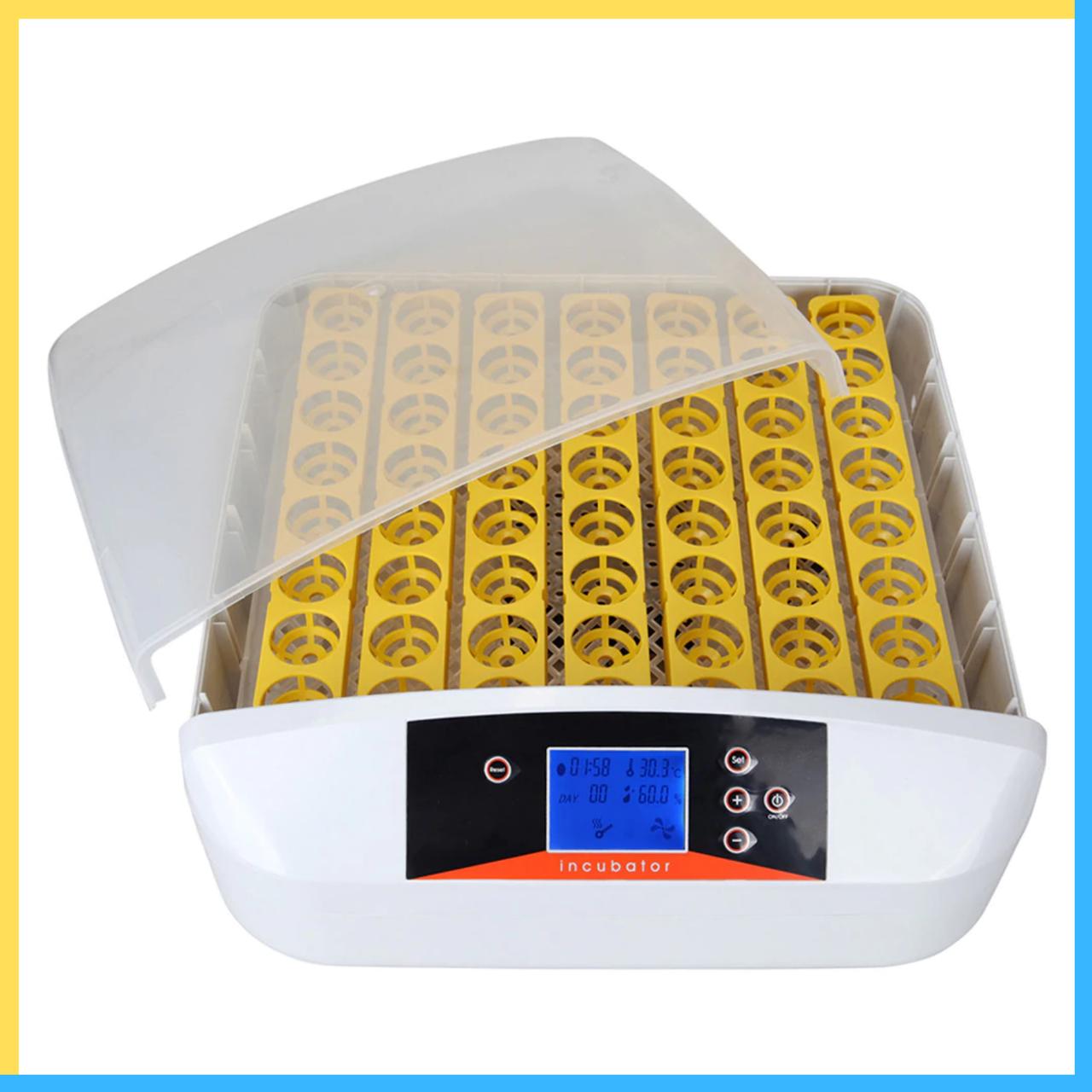 Инкубатор автоматический HHD 56a (цифровой терморегулятор) автоматический переворот