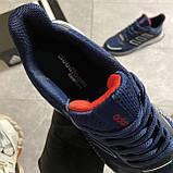 🔥 ВИДЕО ОБЗОР 🔥 Adidas Cloudfoam Mesh Blue Адидас 🔥 Адидас мужские кроссовки 🔥, фото 2