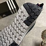 🔥 ВИДЕО ОБЗОР 🔥 Adidas Cloudfoam Mesh Blue Адидас 🔥 Адидас мужские кроссовки 🔥, фото 9