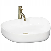 Умывальник раковина для ванной на столешницу REA BELLA REA-U0031 (умивальник для ванної)
