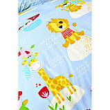 Комплект постельного белья с покрывалом Pike 160*220 TM Karaca Home Loro sari, фото 2