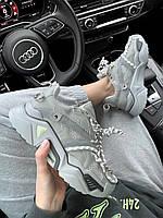 Женские кроссовки Calvin Klein Gray (LUX)