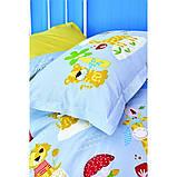 Комплект постельного белья с покрывалом Pike 160*220 TM Karaca Home Loro sari, фото 3
