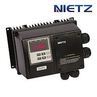 Частотный преобразователь NZSV-0015T4B 1,5 кВт, 3х380В IP65 векторное управление, фото 1