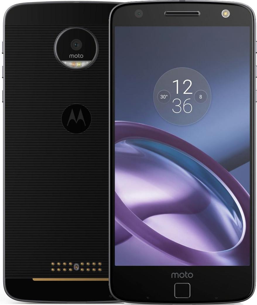 Motorola Moto Z XT1650-03 32GB Black Grade C