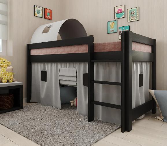 Дитяче ліжко-горище Адель венге магія сосна. Арбор.