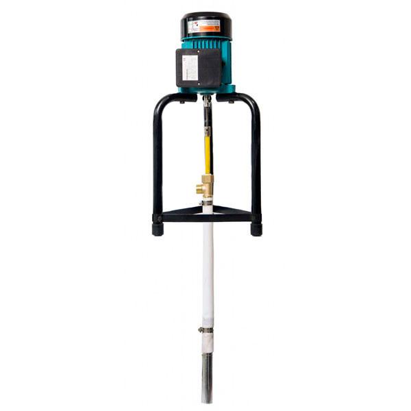 Насос полупогружной шнековий з гнучким валом 25м 0.75 кВт Hmax 91м Qmax 30л/хв LEO (772602)