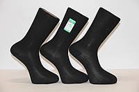 Чоловічі шкарпетки діабетичні з бавовни Маржінал 40-45 чорний