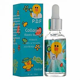 Сыворотка для лица Venhali Collagen Elastic Essence