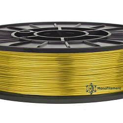 TPU 40D жовтий напівпрозорий (MonoFilament)