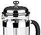 Френч-пресс для заваривания Vinzer 69368 (350 мл) нержавеющая сталь + стекло | заварник | заварочный чайник, фото 2