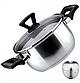 Кастрюля с крышкой + таймер Vinzer 89088 (2.4 л) нерж. сталь | набор посуды Винзер | кастрюли, посуда, фото 5