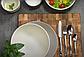 Столовый набор Vinzer Nimbus 89100 (24 предм.) | набор столовых приборов Винзер | ложки, вилки, ножи, фото 2