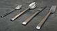 Столовый набор Vinzer Nimbus 89100 (24 предм.) | набор столовых приборов Винзер | ложки, вилки, ножи, фото 7