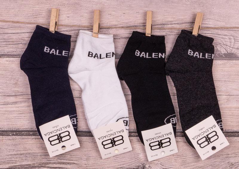 Носки мужские «Balenciaga» реплика размер 41-45