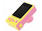 Цифровий фотоапарат дитячий Smart Kids Camera V7 Рожевий, фото 4