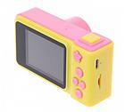 Цифровий фотоапарат дитячий Smart Kids Camera V7 Рожевий, фото 5