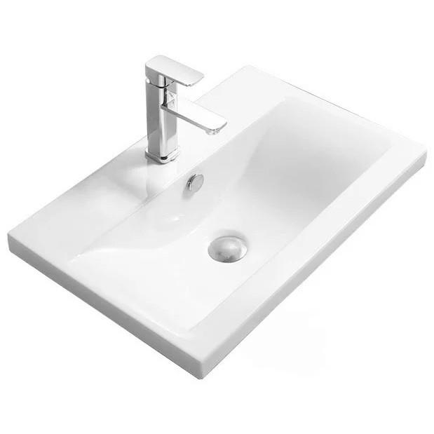 Умывальник раковина для ванной REA AMY 50 REA-U0879 (умивальник для ванної)