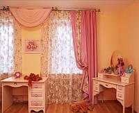 шторы для детской : стиль прованс