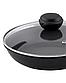 Сковорода с крышкой Vinzer Cast Form Line 89407 (24 см) антипригарное покрытие   сковородка Винзер, фото 2