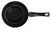 Сковорода глубокая Vinzer Granite Induction 89432 (26 см) антипригарное покрытие   сотейник Винзер