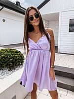 Красивое легкое летнее платье