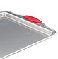 Деко для запекания Vinzer 89486 прямоугольное (33 см)   форма для выпечки Винзер   противень с ручками, фото 7
