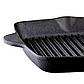 Сковорода гриль Vinzer Cast Iron Line 89521 чугунная (26х26см) | сковорода Винзер | сковороды, фото 2