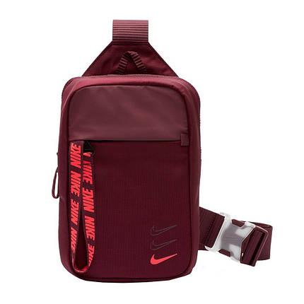 Сумка Nike Advance Essentials 3.0 BA6144-681 Бордовый, фото 2