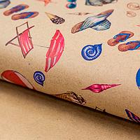 """Подпергамент марки """"П"""", (Сокольский ЦБК), пл. 45 г/кв.м, 300х420 мм, (15 листов в упаковке)"""