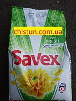 Стиральный порошок Savex 6кг Универсальный на 60стирок.