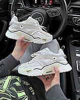 Женские кроссовки Calvin Klein White (LUX)