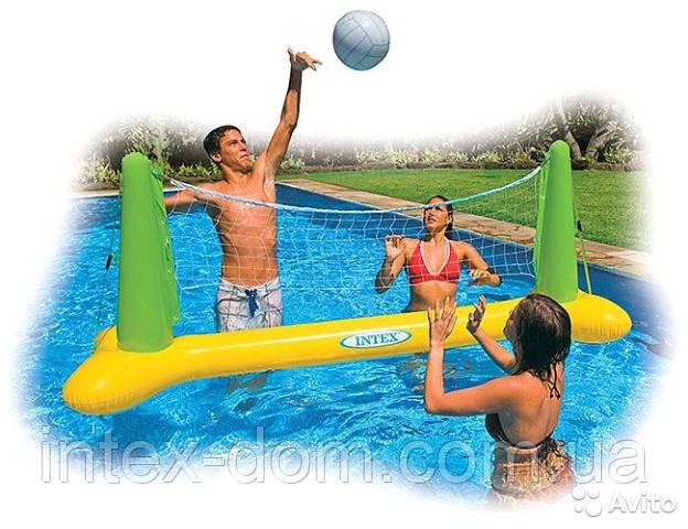 Intex 56508 Сетка для игры в волейбол