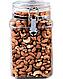 Банка Vinzer 69261 для сыпучих продуктов (1800 мл) | емкость для сыпучих Винзер | банка для сахара, круп, фото 3
