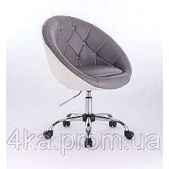 Крісло на колесах HC 8516K стрази