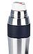 Термос из нержавеющей стали Vinzer 89138 (750 мл)   термочашка Винзер   термокружка 0,75 л, фото 3